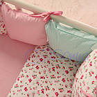 Комплект детского постельного белья Baby Design Premium Provans 6 пр , фото 5