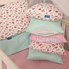 Комплект детского постельного белья Baby Design Premium Provans 6 пр , фото 6
