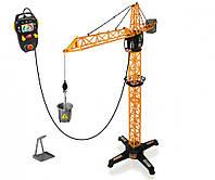 Игрушечные машинки и техника «Dickie Toys» (3462411) башенный кран с дистанционным пультом управления, 100 см