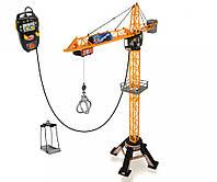 Игрушечные машинки и техника «Dickie Toys» (3462412) мега кран с дистанционным пультом управления, 120 см