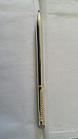 Серебряные ручки с камнями