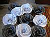 Большие бумажные цветы, гирлянды, для оформления праздника, фотозоны