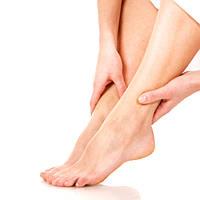 Раны на ногах диабетика