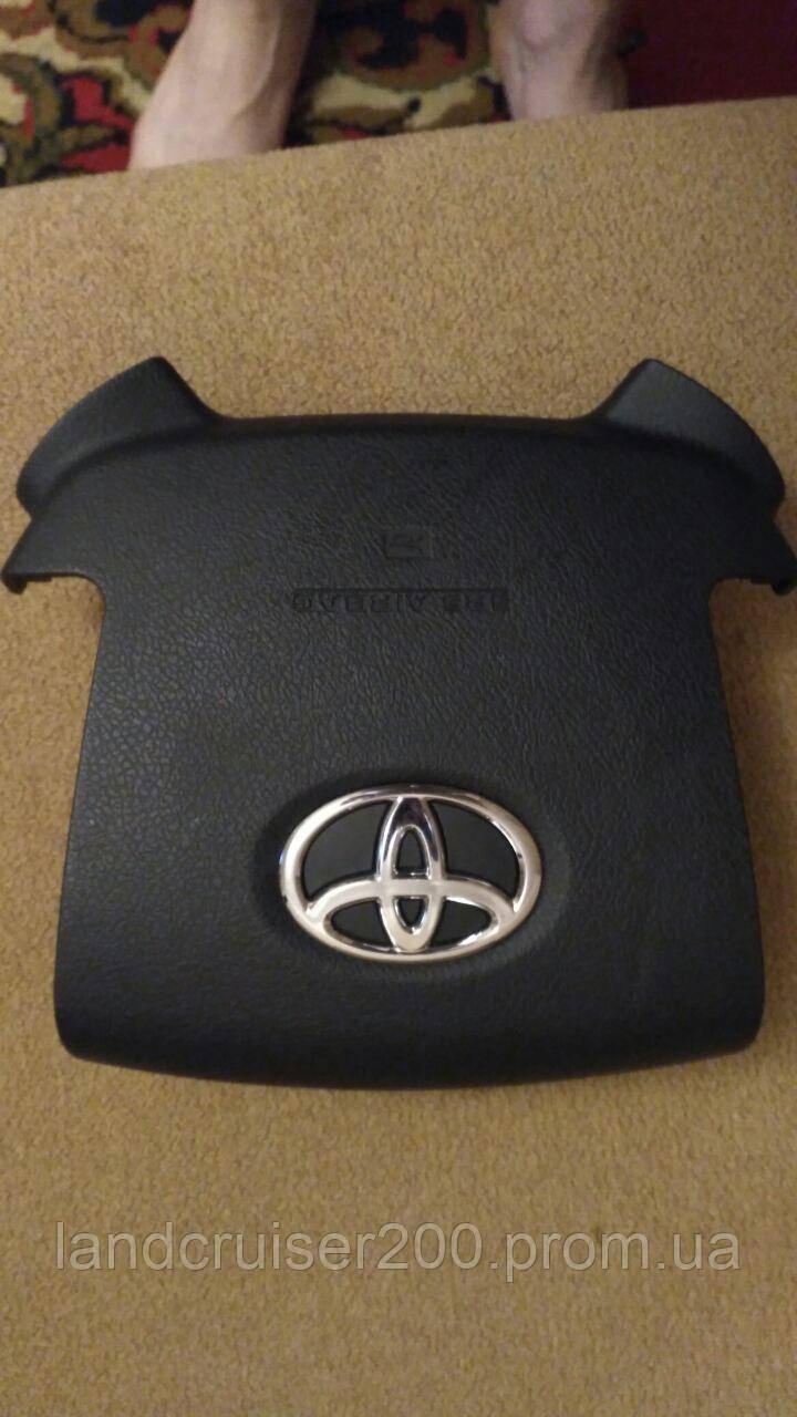 Подушка безопасности руля AIRBAG Toyota Land Cruiser 200