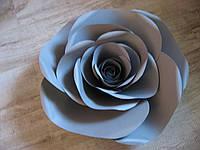 Роза из бумаги. Диаметр 50-60 см