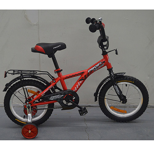 Двухколесный велосипед PROFI 16 дюймов G1631 Racer красный