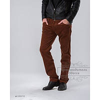 Мужские вельветовые брюки № 3617