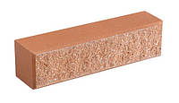 Облицовочный кирпич LAND BRICK колотый персиковый 250х60х65 мм