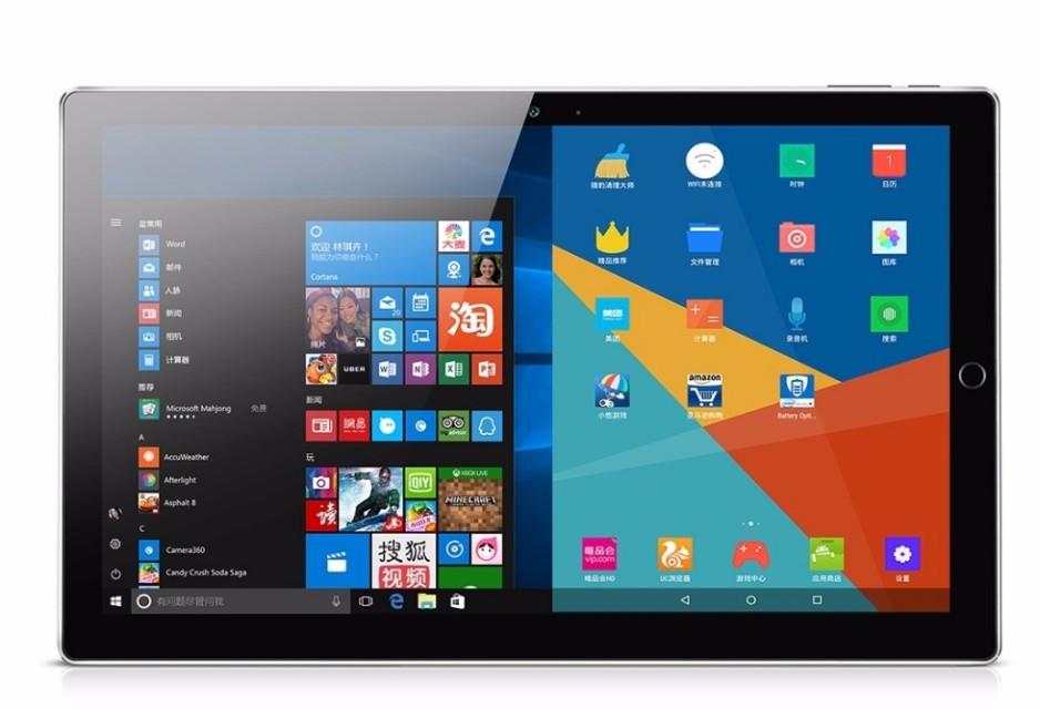 Планшет Onda oBook 20 SE 4-яд 2Gb-32Gb Windows+Android 5.1
