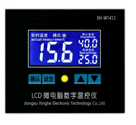 Терморегулятор XH-W1412 12V