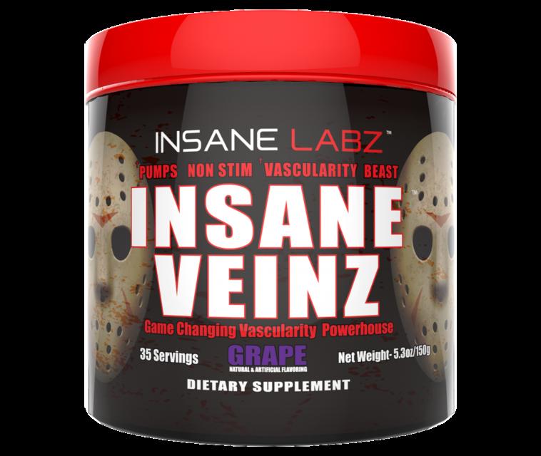 Insane Labz Insane Veinz 35 порций
