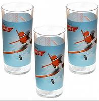 Набор стаканов Luminarc Disney Planes J0799 (300 мл, 3 шт)