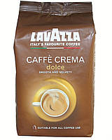 Кофе в зернах Lavazza Dolce Caffe Crema Italy 1 кг