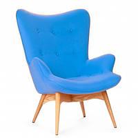 Кресло Флорино голубое