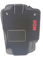 Ворсовые коврики Acura MDX 14-