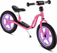 Беговел велобег детский PUKY LR 1 L (Германия), розовый