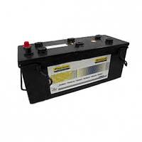 9973022 Аккумулятор залит. 140Ah/12V (BCH4DLTW/87544005), T9.615/STX500/Steiger