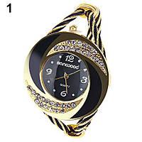 Часы - браслет бандажный sanwood