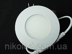 Светильник точечный Slim LED 3W круг