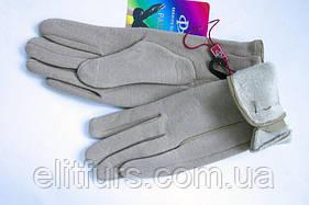 """Женские перчатки в подарок от магазина меховых изделий """"Соболини"""""""