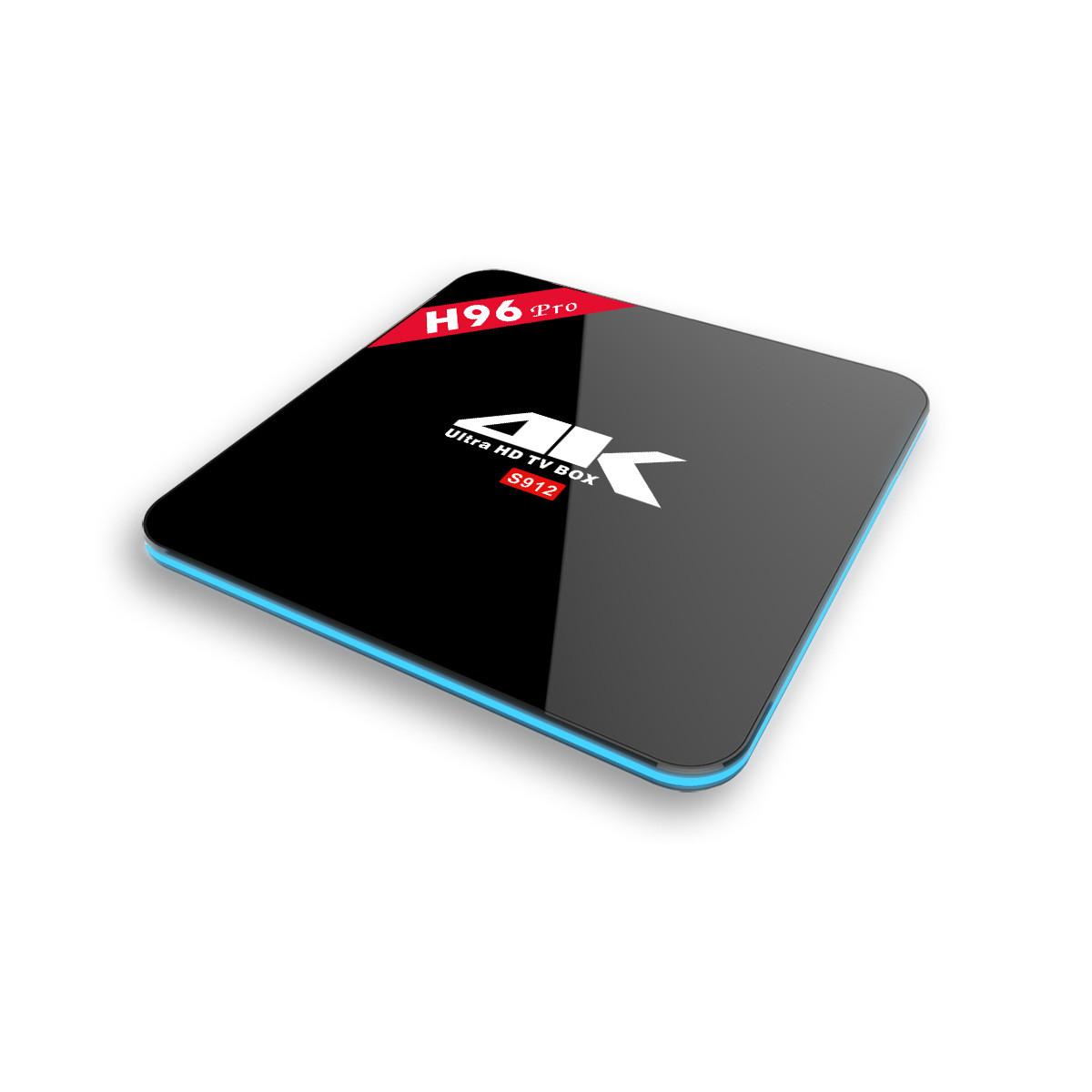 Смарт ТВ приставка H96 Pro 3Gb + 16Gb