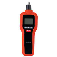 2 в 1 Цифровой контактний і лазерний тахометр, для виміру швидкості і оборотів  2-99999 об/хв