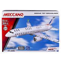 Игрушка конструктор Meccano Boeing