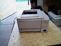 Лазерный принтер HP LaserJet 2100 с картриджем