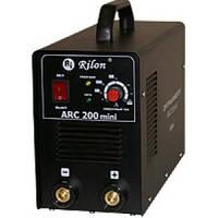 Сварочный инвертор ARC 200 ПРОФИ mini bag