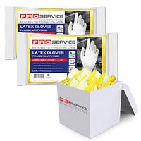 PRO Перчатки универсальные латексные Professional  1 пара