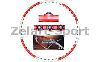 Обруч массажный Hula Hoop FI-0013 ANION HOOP 1 (0,85кг, пластик, 8 секций, d-105см)