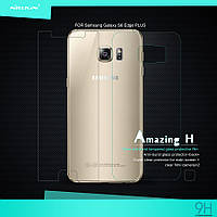 Защитное стекло Nillkin Anti-Explosion Glass H (з. сторона) Samsung Galaxy S6 Edge Plus+пленка