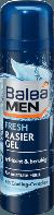 Гель для бритья мужской Balea Men Fresh Rasiergel-освежающий