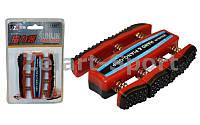 Эспандер кистевой для развития пальцев GRIP-PIANO (1шт) 1307 (пластик, металл, нагрузка 20кг)