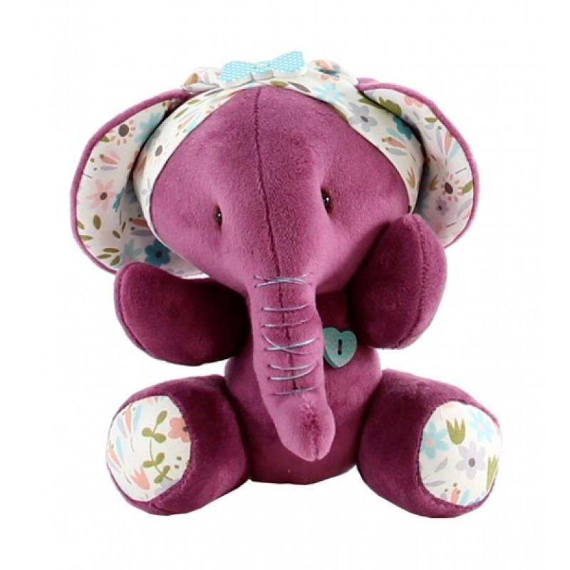 Плюшевый Слон (Фиалка), Sunny Bunny