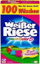 Стиральный порошок из Германии Weisser Riese 100ст