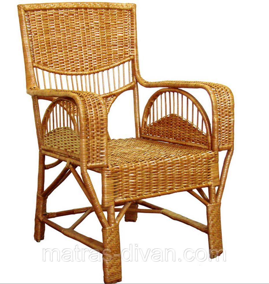Кресло из лозы «Праздничное»