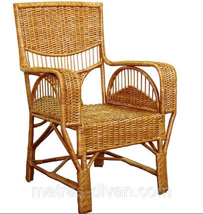 Кресло из лозы «Праздничное», фото 2