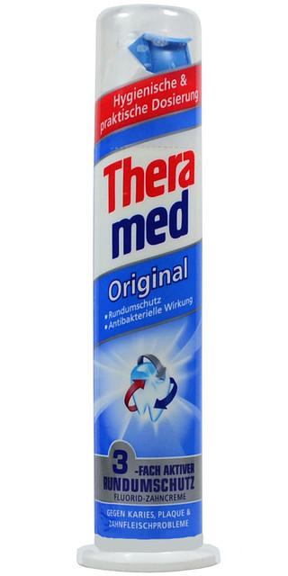 Зубная паста Theramed оригинал 100мл