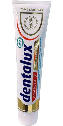 Зубная паста Dentalux Total Care Plus 125 мл