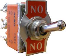 Тумблер 1321 Вкл-Вкл 2-положения х 6-контактов