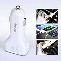 Автомобильное зарядное устройство Remax CC-301 3.6 A 3 USB