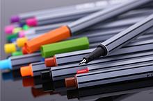 Линеры (они же рапидографы, лайнеры, рейсфейдеры, капиллярные ручки, японские маркеры)