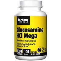 Jarrow Formulas, Глюкозамин мега-HCI , 1000 мг, 100 таблеток