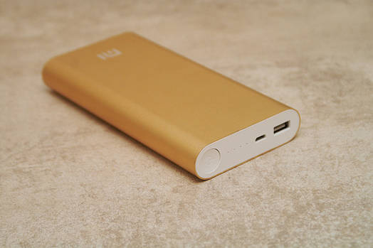 Внешний акумулятор Power bank XIAOMI 20800 батарея УЦЕНКА (260647)