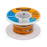 Припой Mechanic MCN806, Sn 63% , Pb 37%, 0,6 мм, 50 г