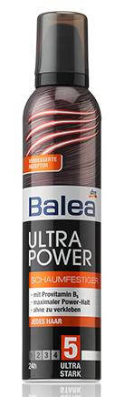 Пена для волос Balea Ultra Power 250 мл, фото 2