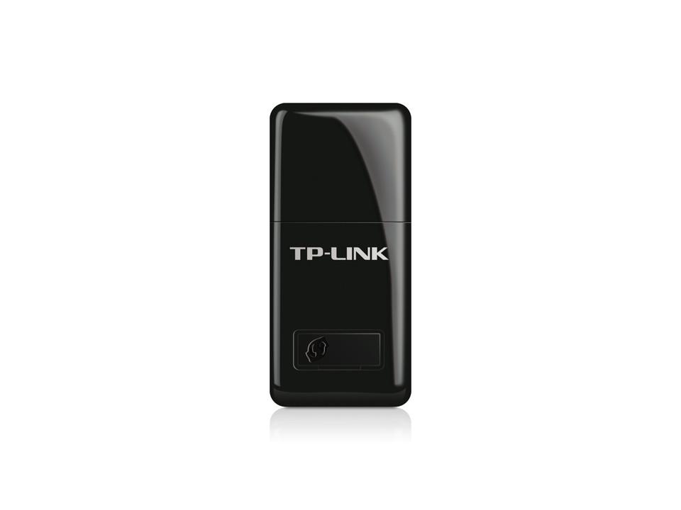 WiFi адаптер TP-LINK TL-WN823N 300Mbps, USB 2.0