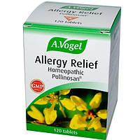 A Vogel, Снятие симптомов аллергии, 120 таблеток