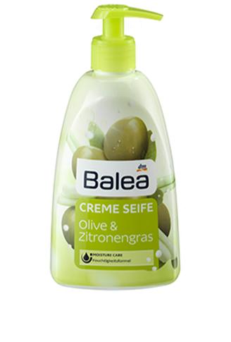 Жидкое мыло Balea Olive & Zitronengras 500 мл